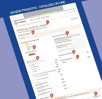 Catalogo On Line Fertilgest - scheda prodotto