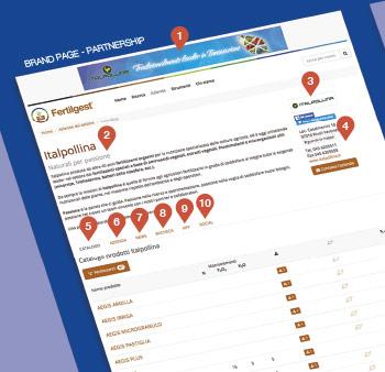 Partnership Fertilgest - Brand Page