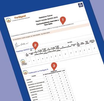 Partnership Fertilgest - Monitoraggio risultati
