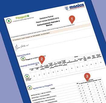 Partnership Fitogest- Monitoraggio risultati
