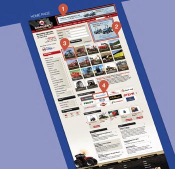 Partnership Macgest - Homepage