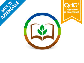 QdC® - Quaderno di Campagna Difesa Integrata Obbligatoria - Multiaziendale