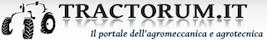 Logo Tractorum - forum agricoltura